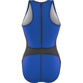 Nike Swim Water Polo Solids Camiseta sin mangas de cuello alto Mujer, game royal